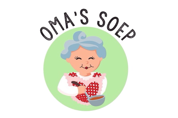 Oma's soep logo