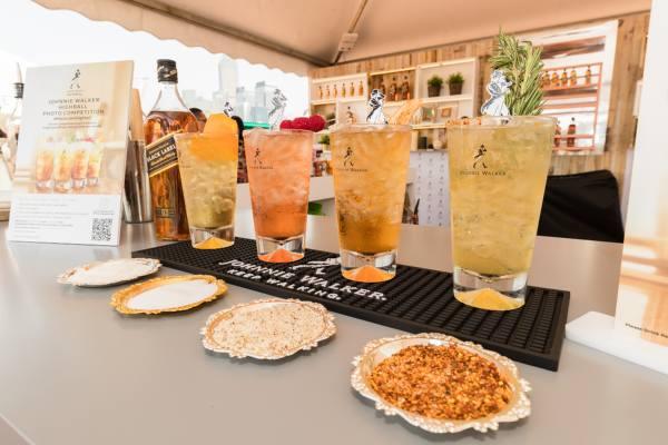 Johnnie Walker Cocktails
