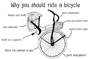Voordelen van een fiets