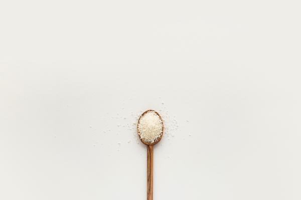 Lepel met cocos
