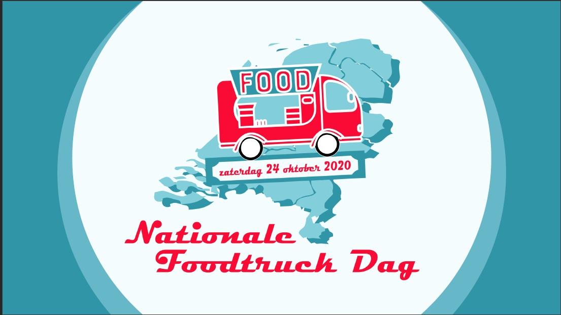 Logo Nationale Foodtruck Dag